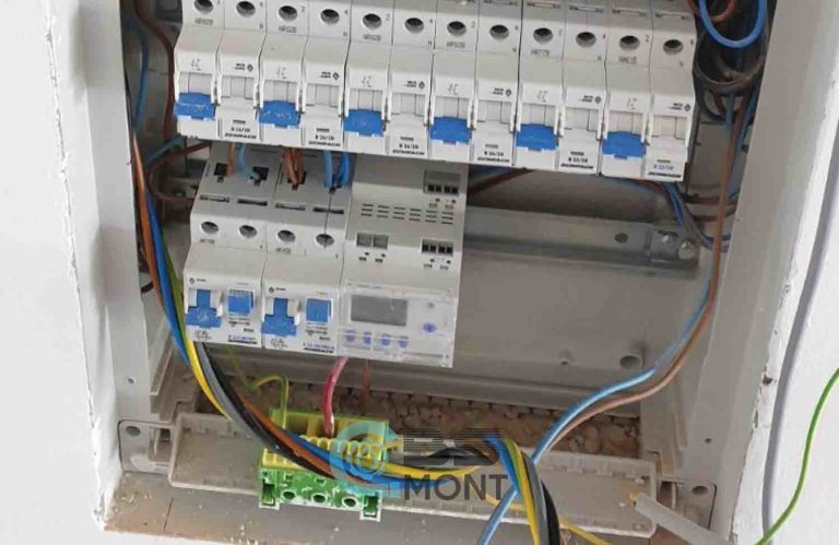 BS Mont Elektroinstalacije